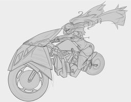 Joy Ride'n (WIP) by Trix-ster