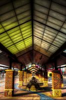 Bus Station II HDR by joelht74