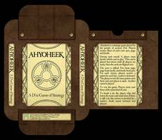 Ahyoheek Card Box by MostlyMatthew