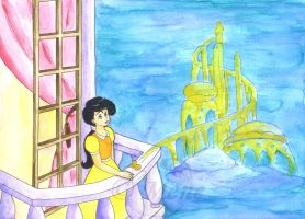 Disney - TLM2 - Melody by mene