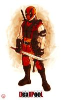 Deadpool Revamped 2.0 by AndrewKwan