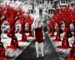 Sin City Red Plot Thickens by rsiphotography