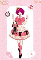 Princess of Hearts by Lovely-Madness-13