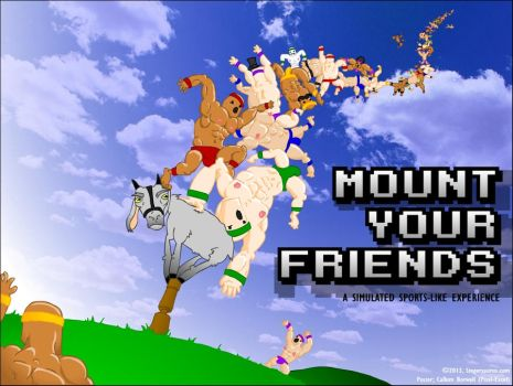 Mount Your Friends by Pixel-Excel