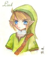 New Link by kurokumo