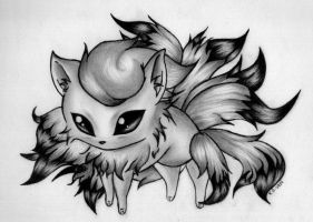 nine tails by r-a-ven