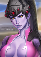 Widowmaker by Susan-Kim