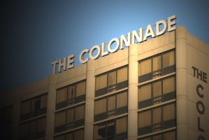 The Colonnade by kmcd901