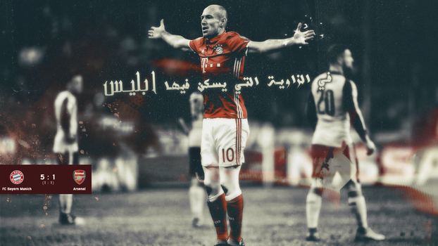 Robben 10 by mbavary
