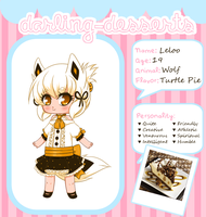 Darling Desserts - Leloo by NauticalSparrow