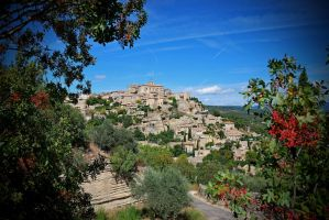 Gordes by GregColl