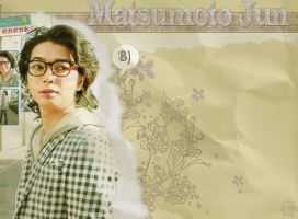 Matsumoto Jun Layout by azukari8