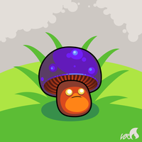 MGGF Fungi Vector by Larwck