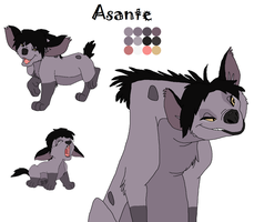Asante Reference by BrainyxBat