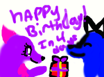 To: Damfurrywolf :3 by MysticDragowolf