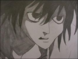 .:Death Note:L 2:. by Anemic-Artist
