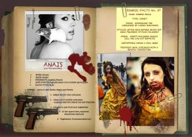 Undead Profile: Zombie Belle by UndeadCosplay