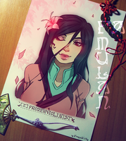 #4: Fa Mulan by FROZENVIOLINIST