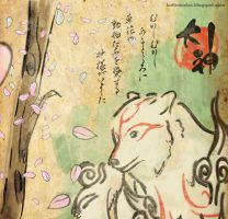 Okami by Diogochewbacca