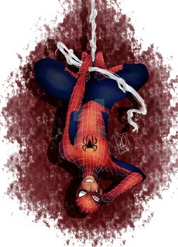 Spider-Lance by colourful-crayons95