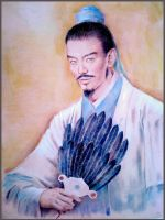 Zhuge Liang: The Incarnation of Wit by rubiocroft
