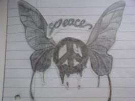 Peace by dannic23