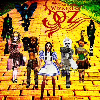 The Lolita Wizard of Oz by blaiseastra