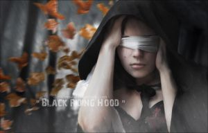 Black Riding Hood by Doucesse