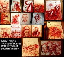 Black metal Tributes for sale by PriestofTerror