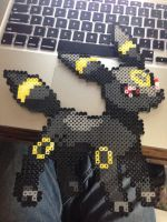 Umbreon from Pokemon by Yohobojoe