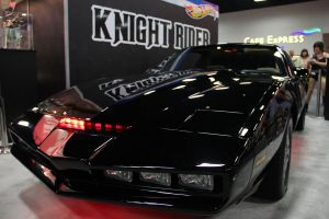 The Knight Rider by JAFNOVA