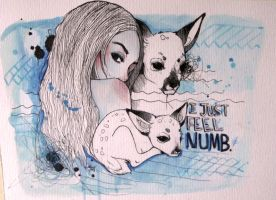 Numb. by owlink