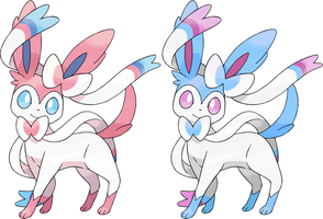 Sylveon by KrocF4