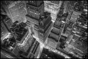 New York by Night 2 by evanerichards