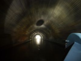 At the End of the Tunnel by Party9999999