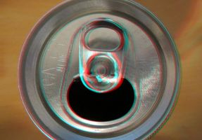 Pop Can 3-D conversion by MVRamsey