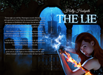 Book Cover - The Lie by AlexandriaDior
