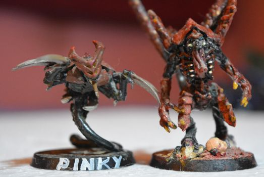 Pinky and the Brain - Nids by Phovos-the-Raptor