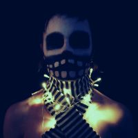 light and the skull 01 by barometri