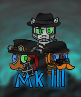 Steam Powered Giraffe Mk. III Promo by Silver-Charge