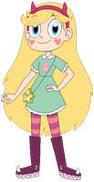 Star Butterfly by MollyKetty