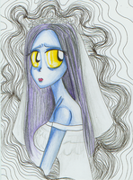 Corpse Bride by SilverTallest