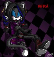 Nera Kitty by geN8hedgehog