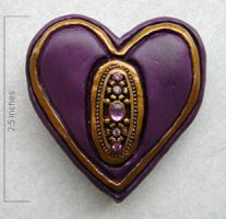 Fancy Brooch for Sailor Astera by sakkysa