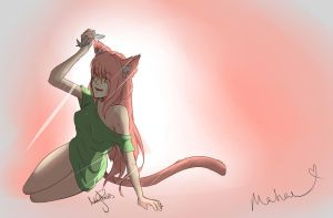 Playful Maha by AfterEverAfter