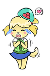 isabelle by moe-kawaii-sunshine