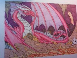 Dragons Lair by Lionzstorm