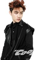[PNG/Render] D.O@So Cool Magazine by THAObyeons