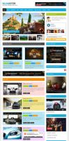 Blogster  Responsive Blog WordPress Theme by freewordpressthemes