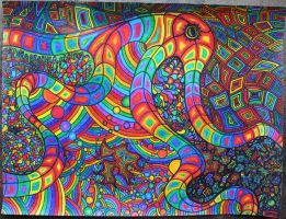 Pyschedelic Seperations by SkywalkerSkunk47